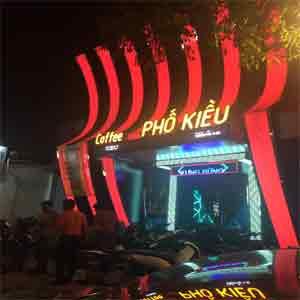 Quán beer club, Coffee DJ Phố Kiều